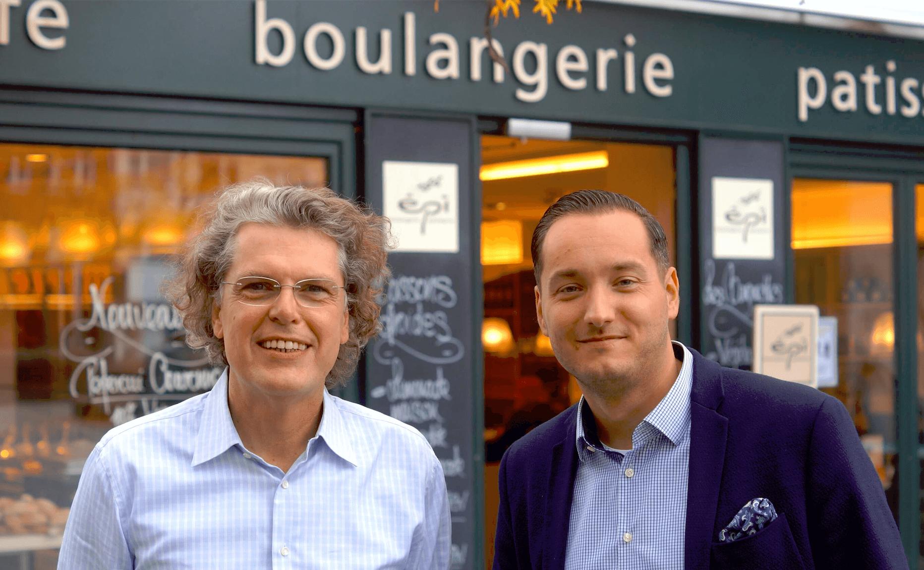 Heinz-Peter Otten & Patrick Polomka
