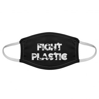 Fight Plastic - Gesichtsmaske-6984